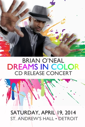 Dreams In Color - Brian ONeal